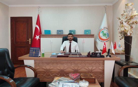 Sayın Cumhurbaşkanımıza ve Türkiye Büyük Millet Meclisine arz ediyorum