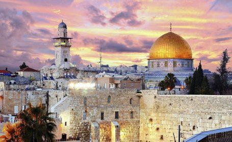 Mübarek Mescid-i Aksa ve Kudüs